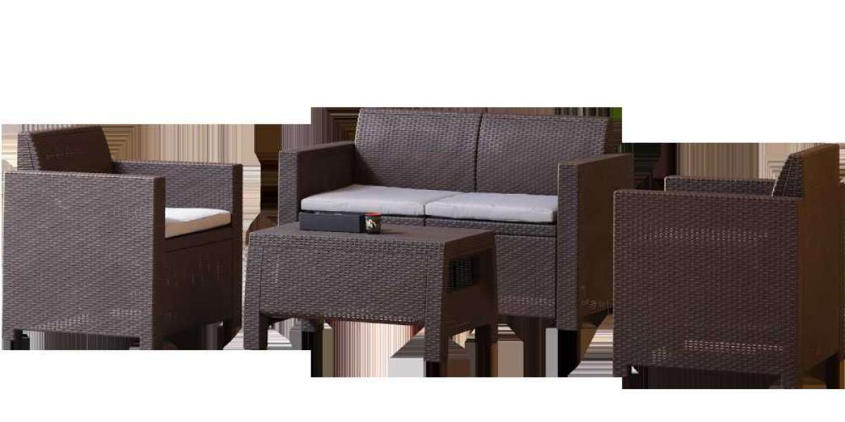 Insharefurniture Guide- Clean and Repaire Rattan Lounge Set